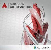 AutoDesk AutoCAD 2016 Free Download