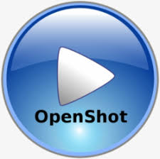 OpenShot Video Editor Free Download Logo